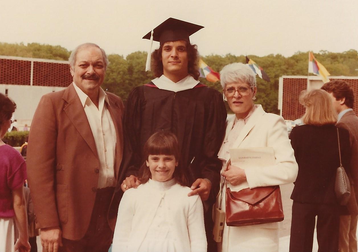 The Original Nottoli & Son, graduation day