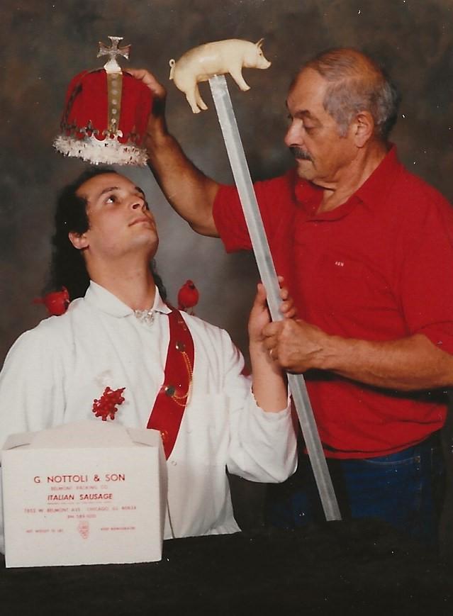 The Original Nottoli & Son, sausage king